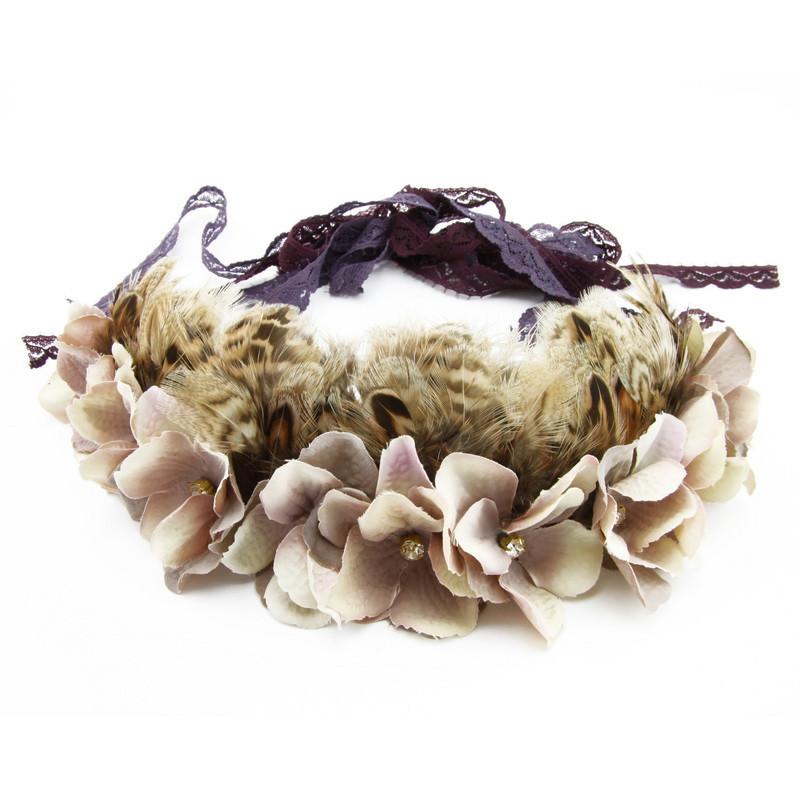 Matu stīpiņa (Ziliem ziediem)