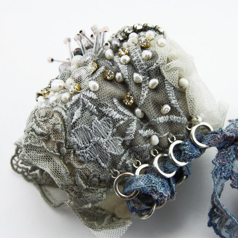 Sewed wristband (Freshwater...