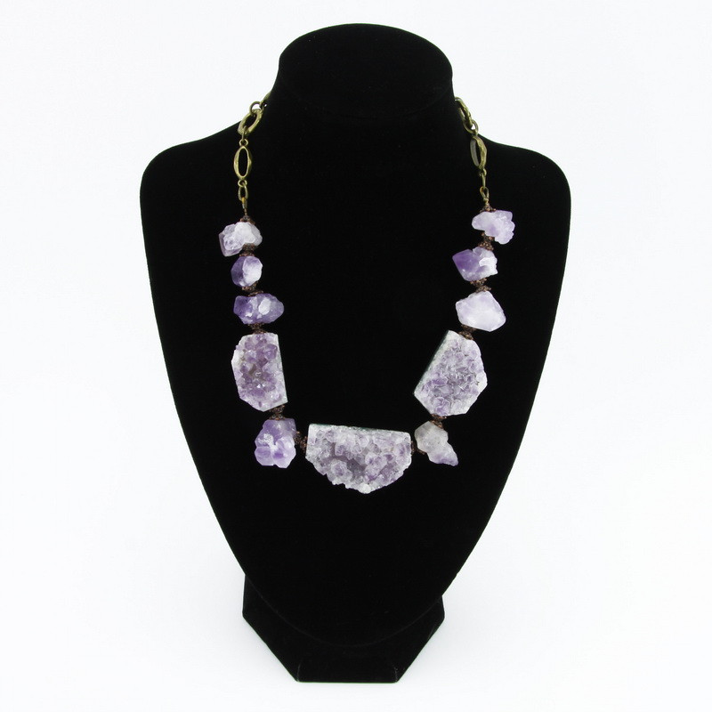 Necklace (Amethyst)