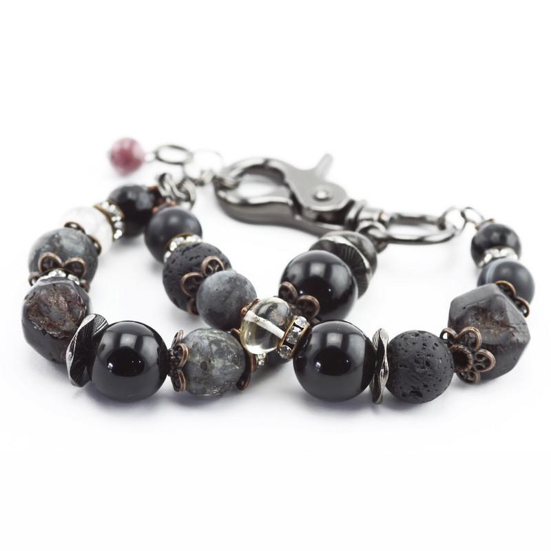 Bracelet (Garnet,...