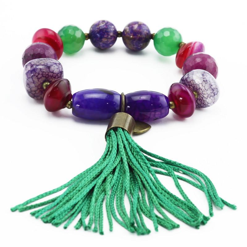 Flexible Bracelet (Violet,...
