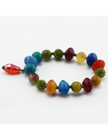 Flexible Bracelet (Blue,...