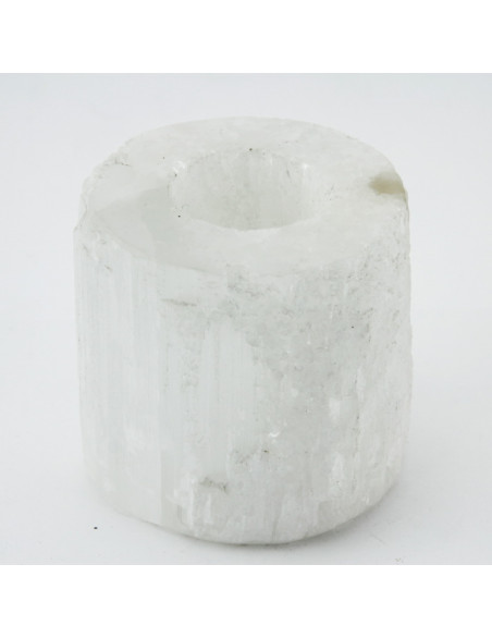 Candleholder (Selenite)