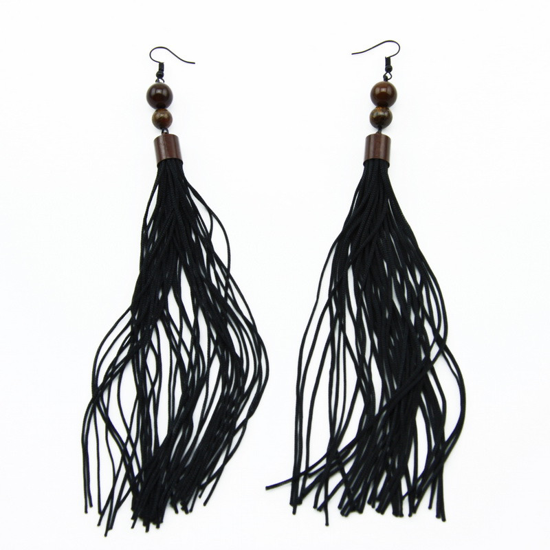 Earings (Brown agate,...