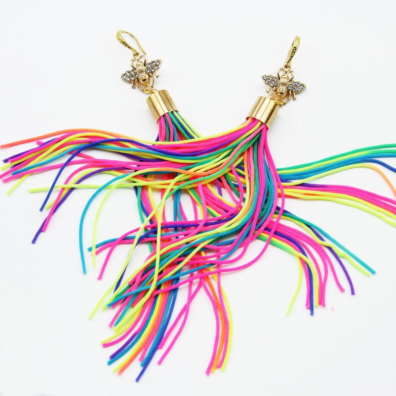 Earrings (bee fittings,...