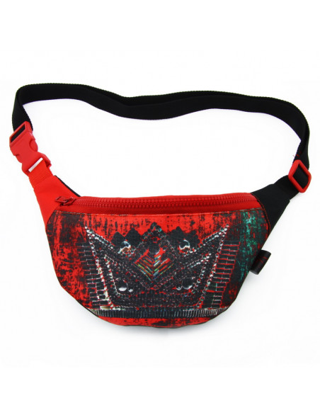 Waist Bag (Black belt,...
