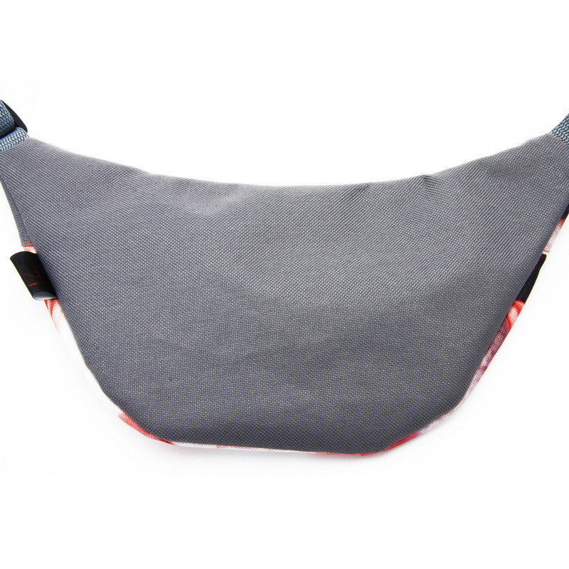 Waist Bag (Gray belt,...