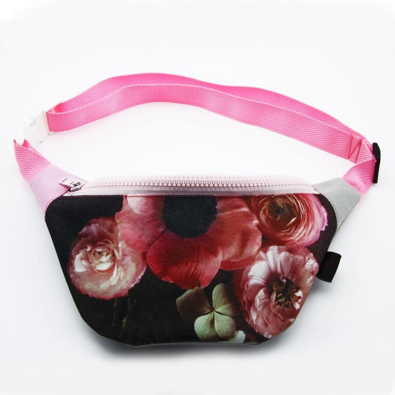 Waist Bag (Pink belt,...