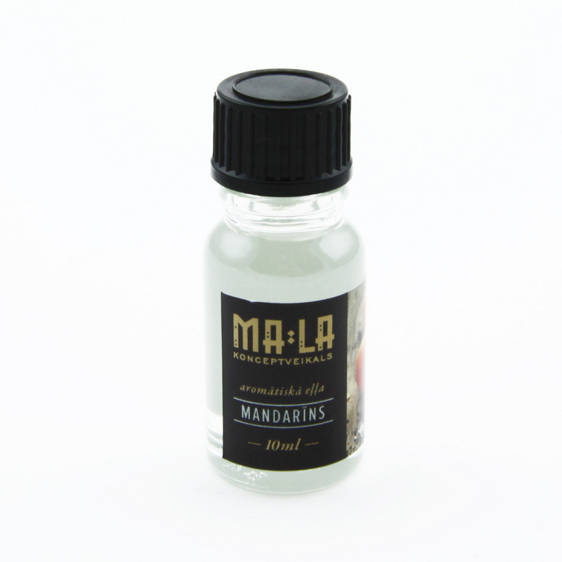 Mandarin (Fragrant oil, 10 ml)