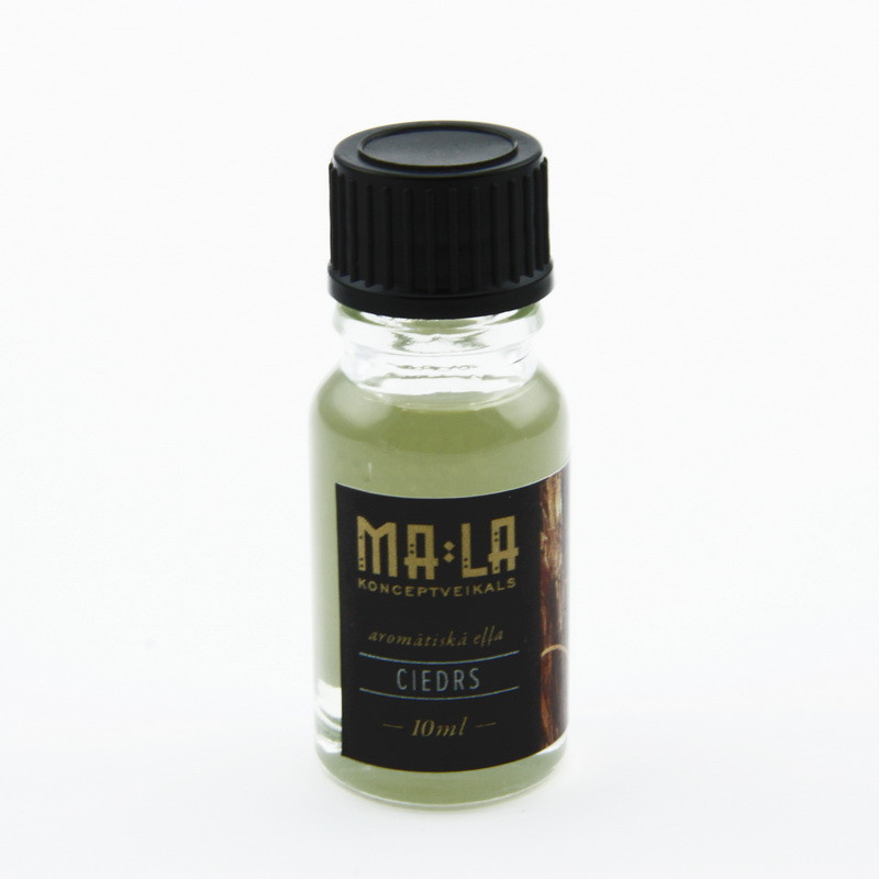 Fragrant oil (Cedar, 10 ml)