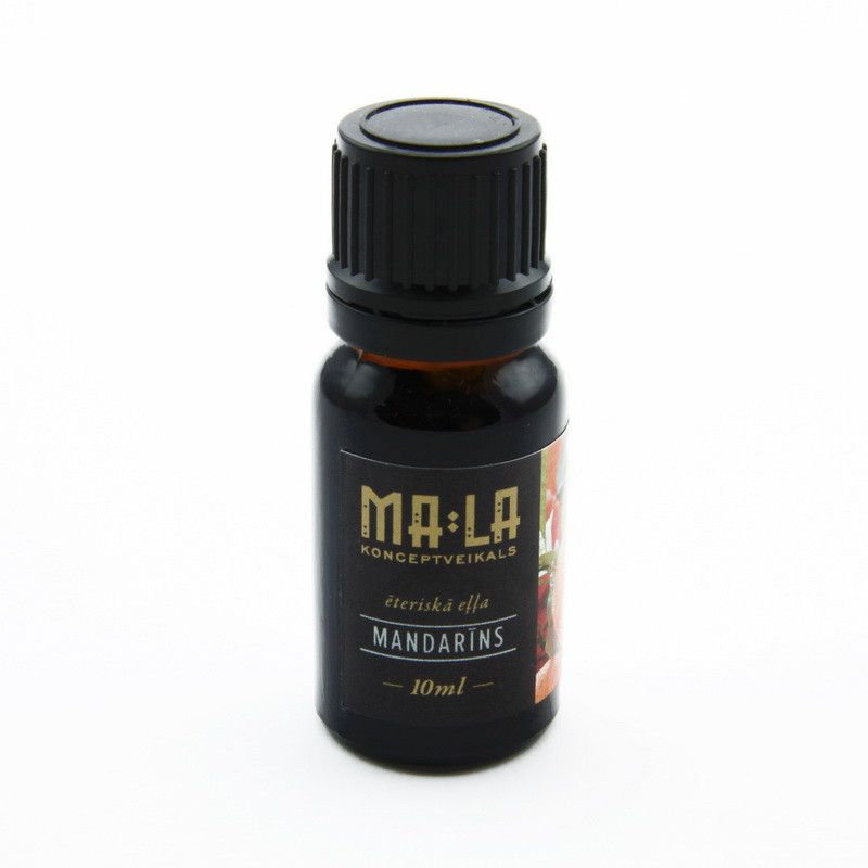 Mandarin (Essential oil, 10...