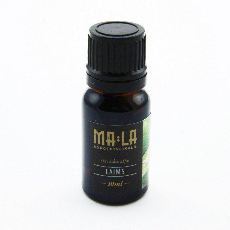 Essential oil (Lime, 10 ml)