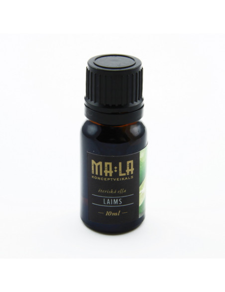Lime (Essential oil, 10 ml)