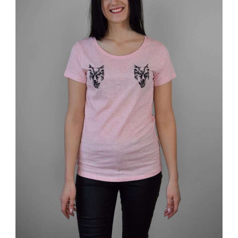 "T-shirt ""Wolves"""