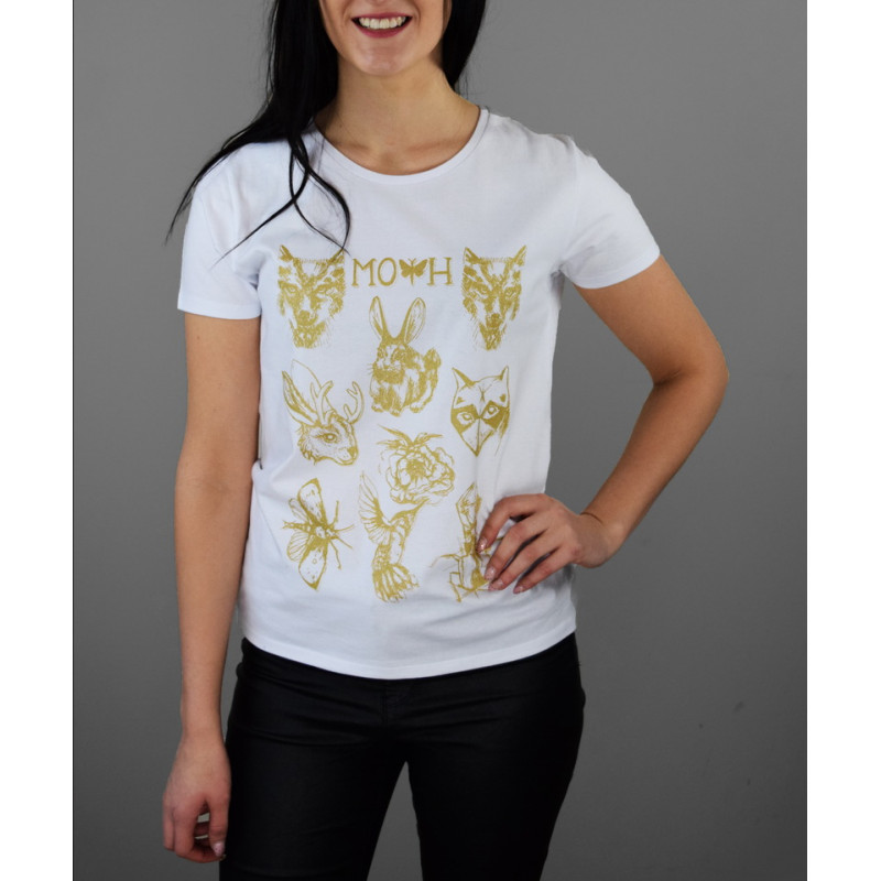 "T-shirt ""Moth"""