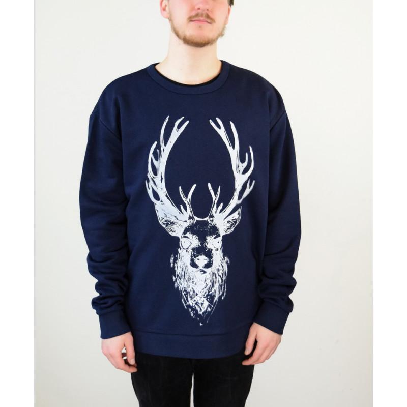 """Sweatshirt """"Deer"""""""