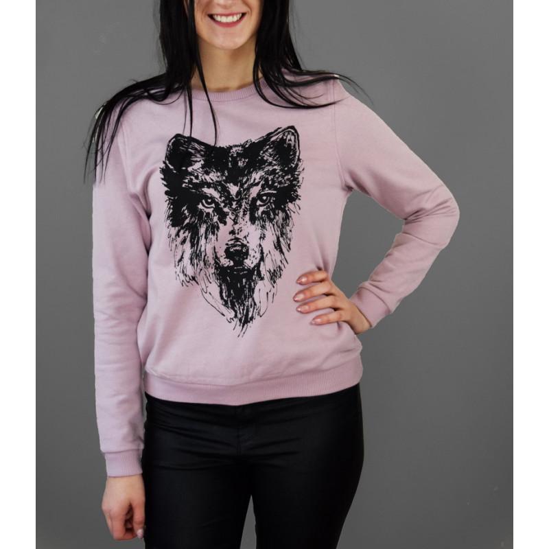 "Sweatshirt ""Wolf"""