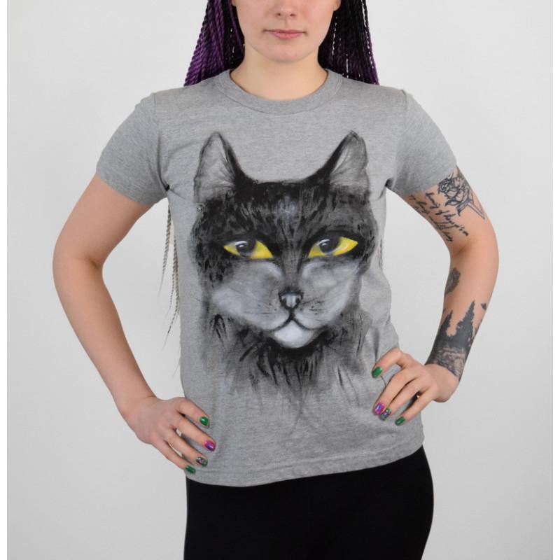 T-SHIRT ''CAT'