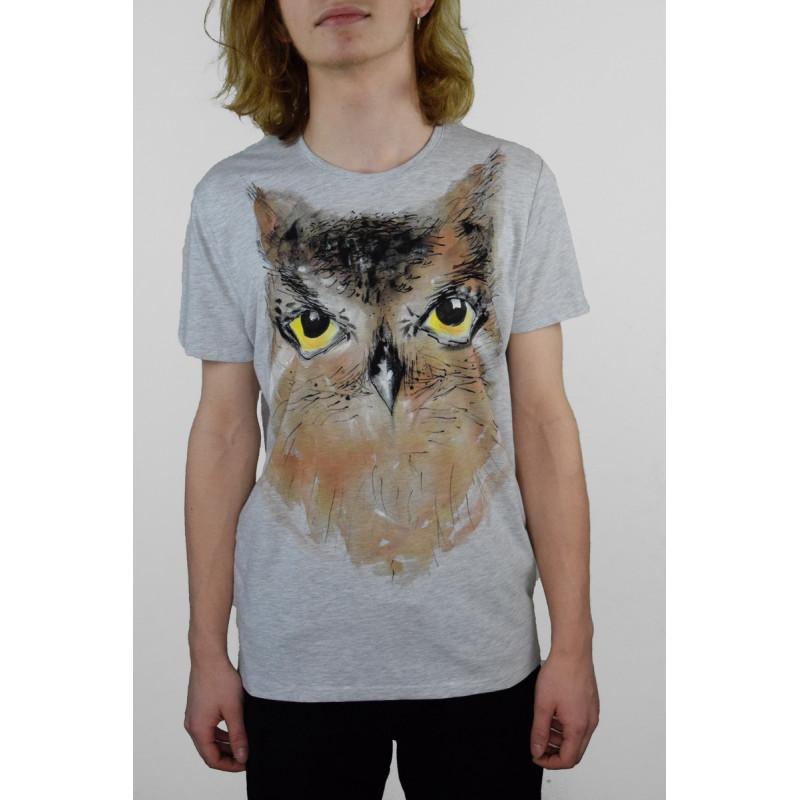 T-SHIRT ''OWL'