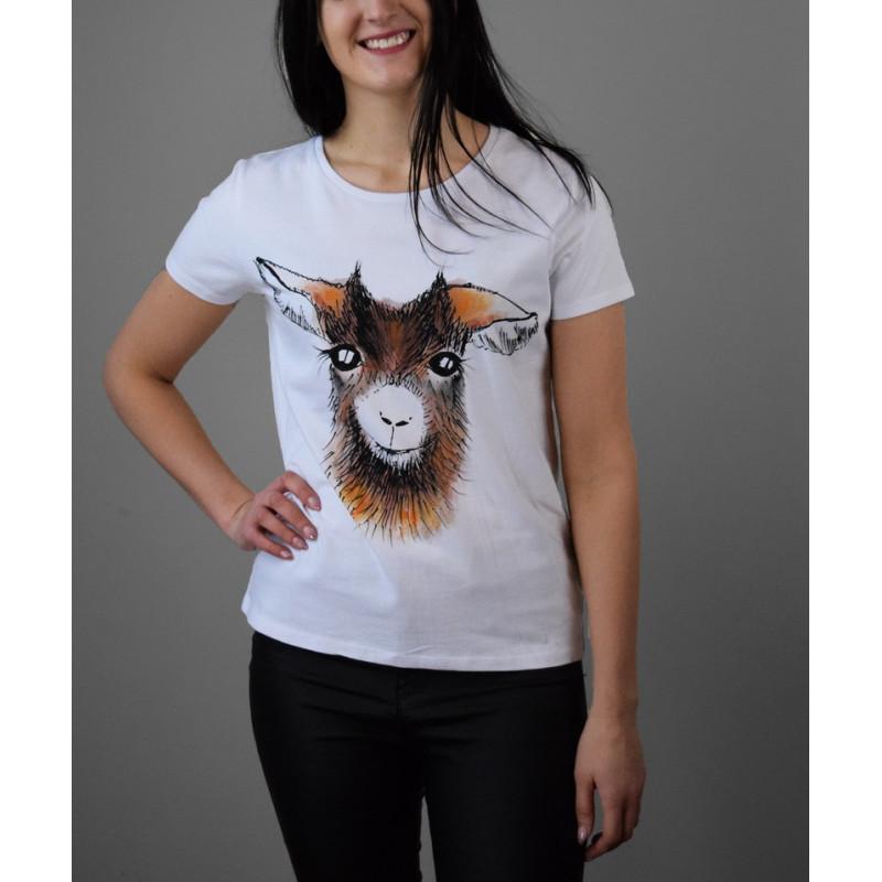 "T-shirt ""Alpaca"""