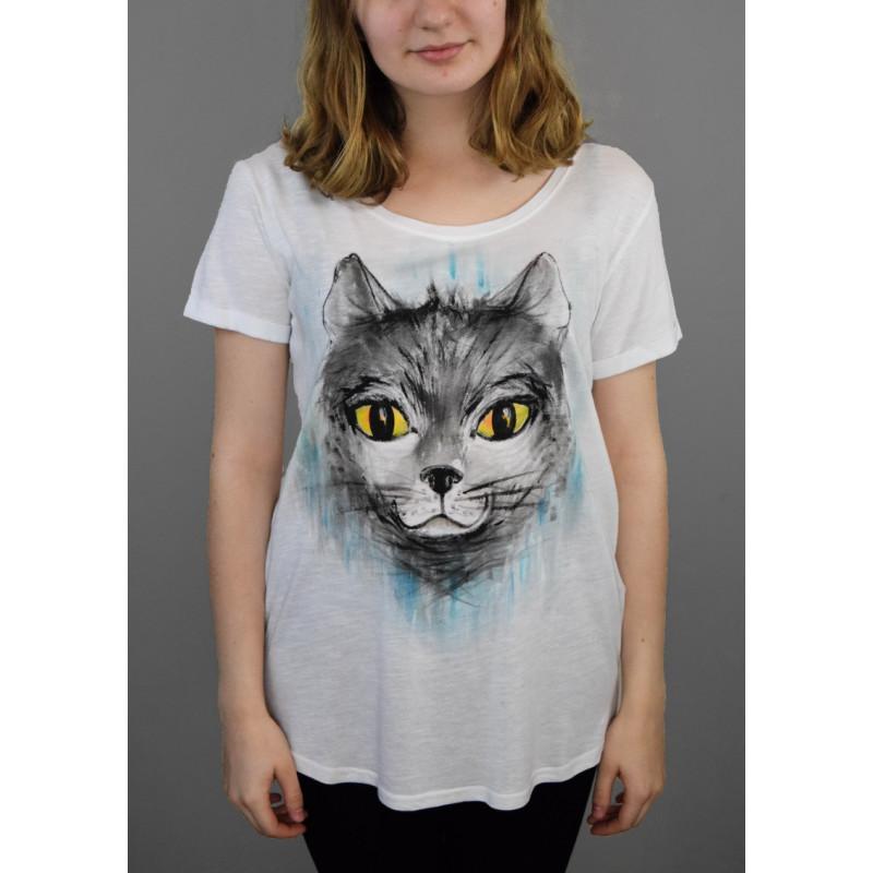 """T-SHIRT ''CAT"""""""