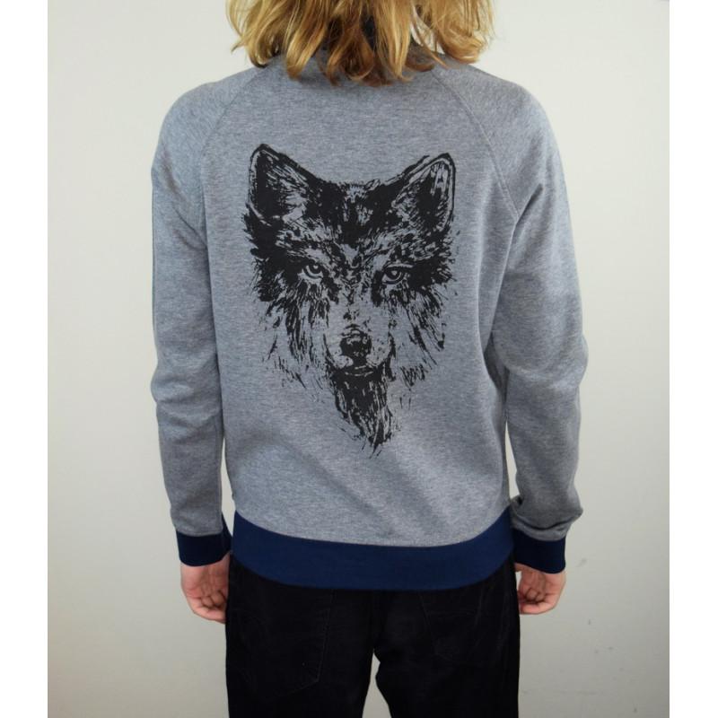 """JACKET ''WOLF"""""""