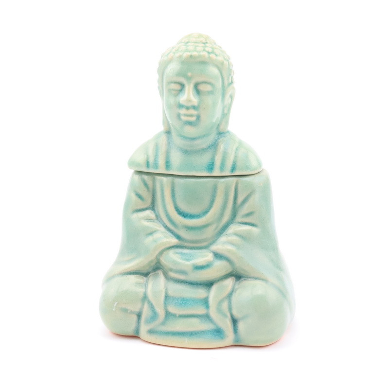 Oil Burner Budha (Ceramic)
