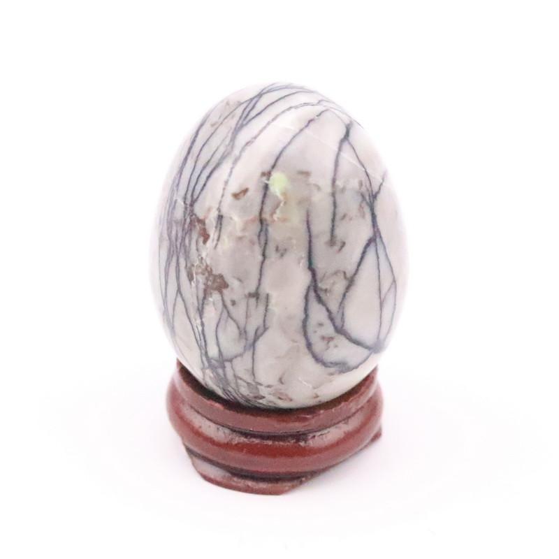 Gemstone Egg (Limestone)