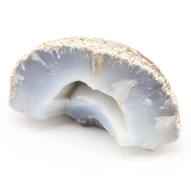 Grey Agate Geode
