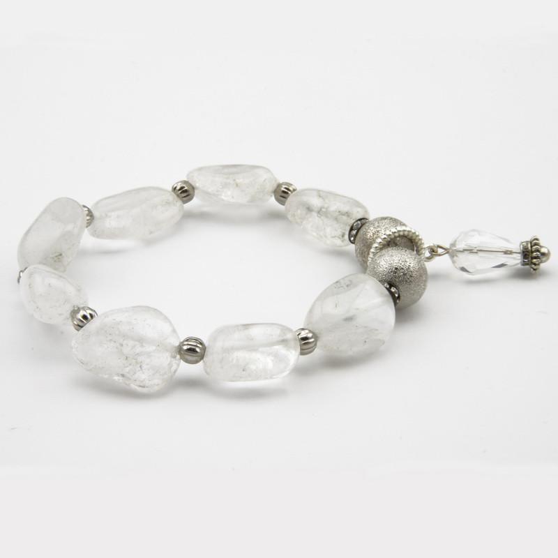 Quartz Bracelet with a...