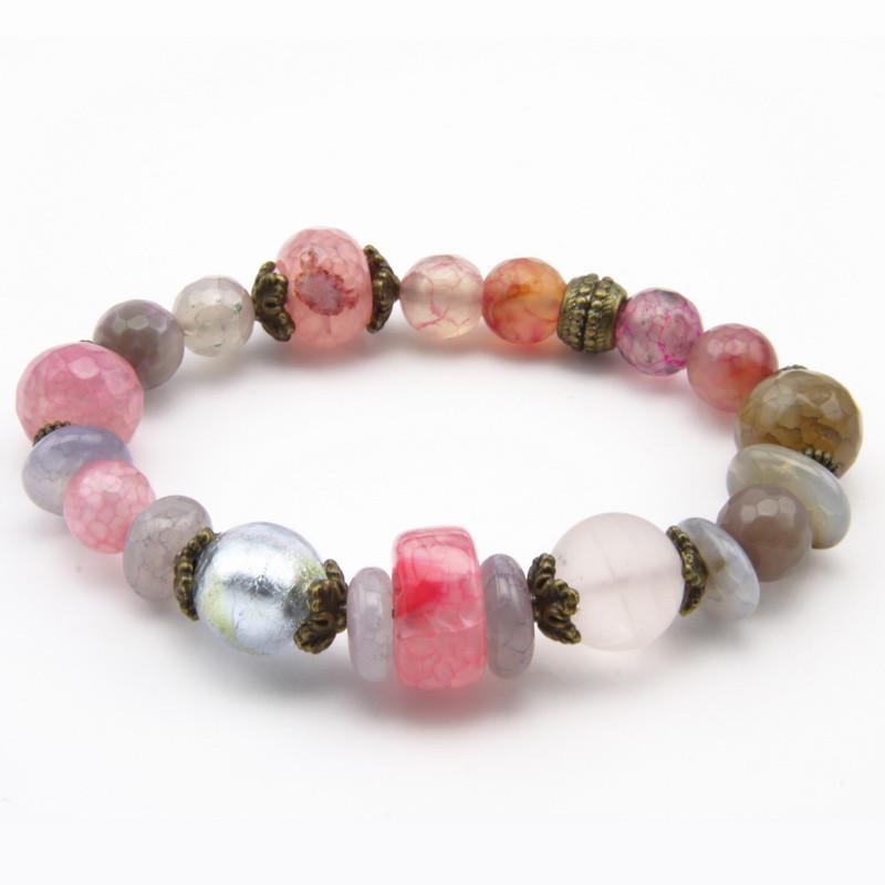 pink quartz, soft pink and...