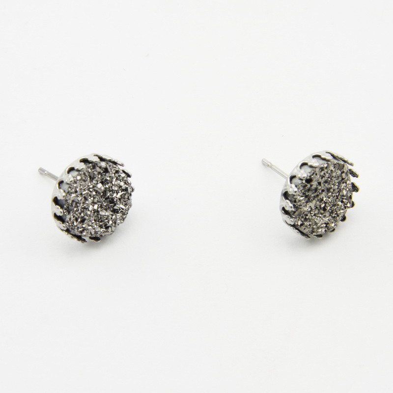 Silver Colored Earrings...