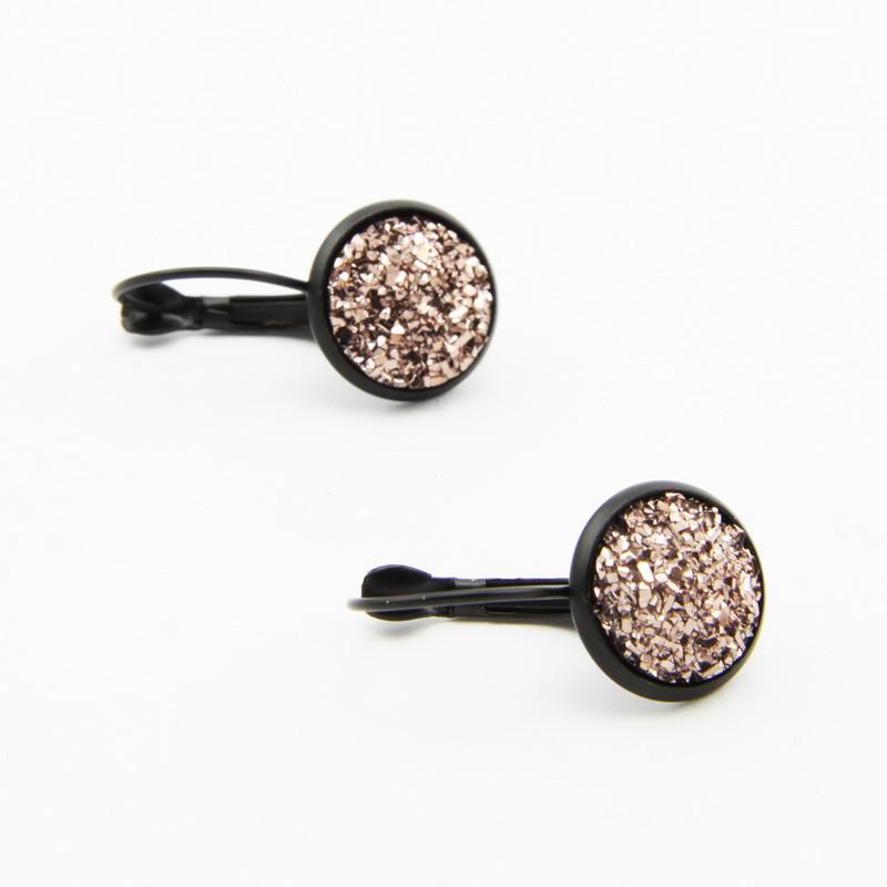 Champagne Druze Earrings...