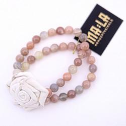 Moonstone Elastic Bracelet...