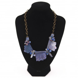 Blue Agate and Kyanite...