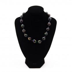Big Black Pearl Necklace...