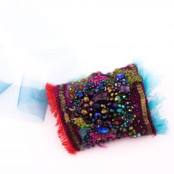 Colorful Sewed Wristband...