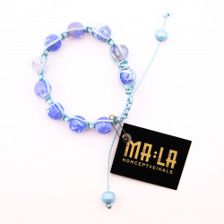 Blue Agate Kids Bracelet